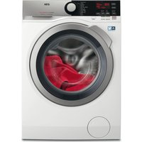 AEG ProSteam L7FEE865R Washing Machine - White, White