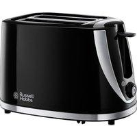 RUSSELL HOBBS Mode 21410 2-Slice Toaster - Black, Black