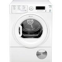 HOTPOINT Ultima S-line SUTCDGREEN9A1 Heat Pump Tumble Dryer - White, White
