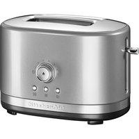 KITCHENAID 5KMT2116BCU 2-Slice Toaster - Silver, Silver