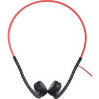 AFTERSHOKZ Sportz Titanium Noise-Cancelling Headphones - Red, Titanium