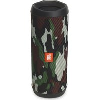 JBL Flip 4 Portable Bluetooth Wireless Speaker - Camouflage