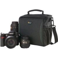 LOWEPRO Format 160 DSLR Camera Bag - Black, Black