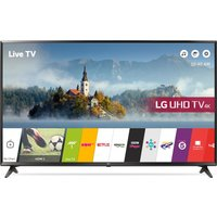 LG 55UJ630V 55'' 4K Ultra HD Black LED TV with HDR