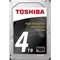 "TOSHIBA N300 3.5"" Internal Hard Drive - 4 TB"