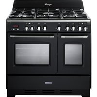 KENWOOD CK425-AN 90 cm Dual Fuel Range Cooker - Anthracite, Anthracite