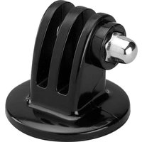 GOJI GATAM15 Tripod Mount Adapter for GoPro - Black, Black