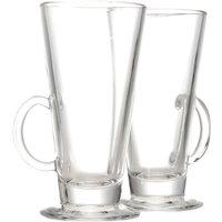 EDDINGTONS  Latte Glasses - Set of 2