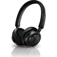 PHILIPS Fidelio M2BTBK Wireless Bluetooth Headphones - Black, Black