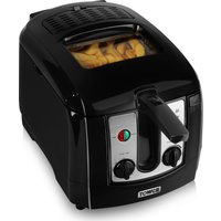 TOWER Easy Clean T17002 Deep Fryer - Black, Black