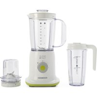KENWOOD Blend Xtract 3 in 1 BL237 Blender - White, White