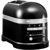 KITCHENAID Artisan 5KMT2204BOB 2-Slice Toaster - Onyx Black, Black