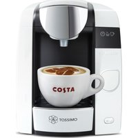 BOSCH Tassimo Joy TAS4504GB Hot Drinks Machine - White, White