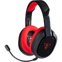 TURTLE BEACH Earforce Recon 320 7.1 Gaming Headset - Black & Red, Black