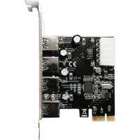 DYNAMODE  4-Port USB 3.0 PCIe Card