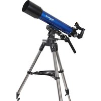 MEADE Infinity 90 Refractor Telescope - Blue, Blue
