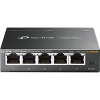 Tp-Link TL-SG105E Managed Network Switch - 5-port