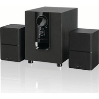 ADVENT ASP21BK17 2.1 PC Speakers - Black, Black