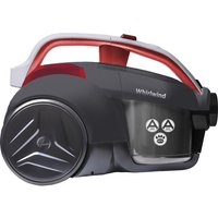 HOOVER Whirlwind LA71WR20 Cylinder Bagless Vacuum Cleaner - Grey, Grey