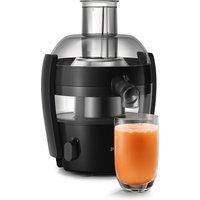 PHILIPS  Viva HR1832/01 Juicer - Black, Black