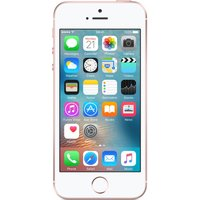 APPLE iPhone SE - 32 GB, Rose Gold, Gold