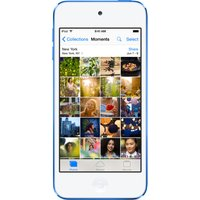 APPLE iPod touch - 16 GB, 6th Generation, Blue, Blue