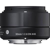 SIGMA  30 mm f/2.8 DN A Standard Prime Lens