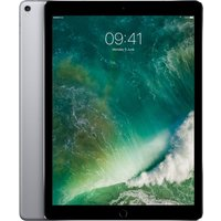 APPLE 12.9 iPad Pro Cellular - 256 GB, Space Grey (2017), Grey
