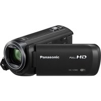 PANASONIC  HC-V380EB-K Traditional Camcorder - Black, Black