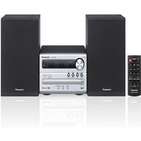 PANASONIC  SC-PM250BEBS Wireless Traditional Hi-Fi System - Silver, Silver