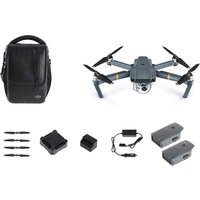 DJI Mavic Pro Drone & Accessories Bundle - Black, Black