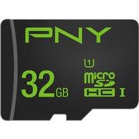 PNY High Performance Class 10 microSDHC Memory Card - 32 GB