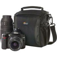 LOWEPRO Format 140 DSLR Camera Bag - Black, Black
