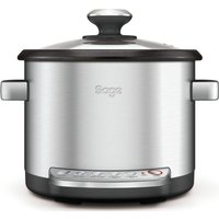 SAGE By Heston Blumenthal Risotto Plus BRC600UK Multicooker - Silver, Silver