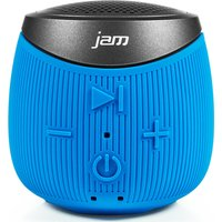 JAM  Double Down HX-P370BL Portable Wireless Speaker - Blue, Blue