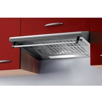 BAUMATIC BSTD60X Visor Cooker Hood - Stainless Steel, Stainless Steel