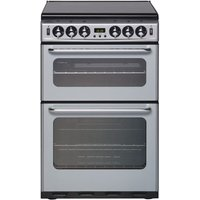 NEW WORLD NH550TSIDLM Gas Cooker - Silver, Silver