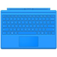 MICROSOFT Surface Pro 4 Typecover - Bright Blue, Blue
