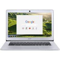 "ACER  CB3-431 14"" Full HD Chromebook - Silver, Silver"