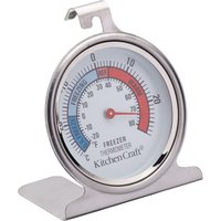 KITCHEN CRAFT  Fridge & Freezer Thermometer
