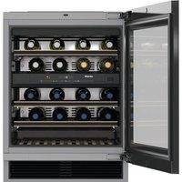 MIELE KWT6322 UG Smart Wine Cooler - Black, Black