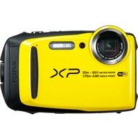 FUJIFILM XP120 Tough Compact Camera - Yellow, Yellow