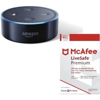 AMAZON Echo Dot & LiveSafe Premium Bundle
