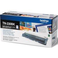 BROTHER TN230BK Black Toner Cartridge, Black