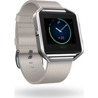 FITBIT Blaze Accessory Band - Khaki, Large, Khaki