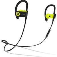 BEATS BY DR DRE Powerbeats3 Wireless Bluetooth Headphones - Shock Yellow, Yellow