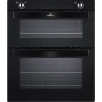 NEW WORLD NW701DO Electric Built-under Double Oven - Black, Black