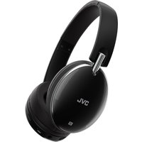 JVC HA-S90BN-B-E Wireless Bluetooth Noise-Cancelling Headphones - Black, Black
