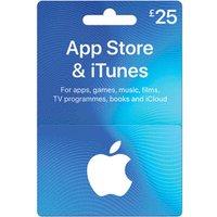 ITUNES 25 iTunes Card