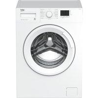 BEKO WTB820E1W 8 kg 1200 Spin Washing Machine - White, White